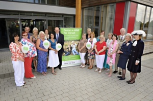 Celebrating Fostering in Dorset with the High Sheriff and Partners