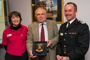Dorset Fire Authority thanks